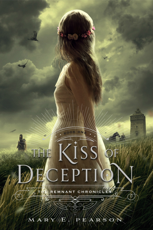 ARC Breview: The Kiss of Deception by Mary E. Pearson