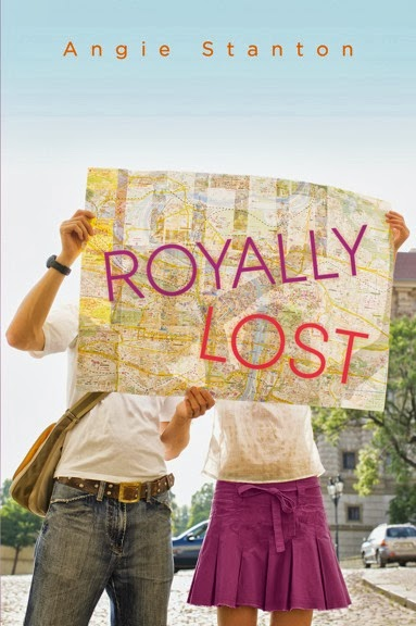 Early Book Breview~ Royally Lost by Angie Stanton