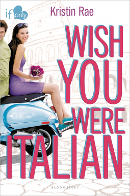 ARC Review: Wish You Were Italian by Kristin Rae