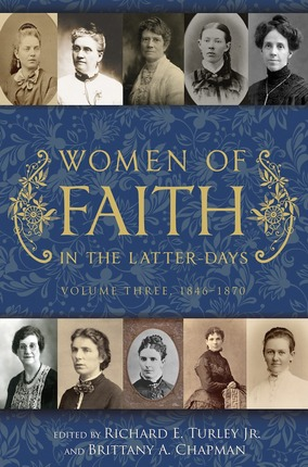 Blog Tour~ Women of Faith in Latter-Days: Volume 3
