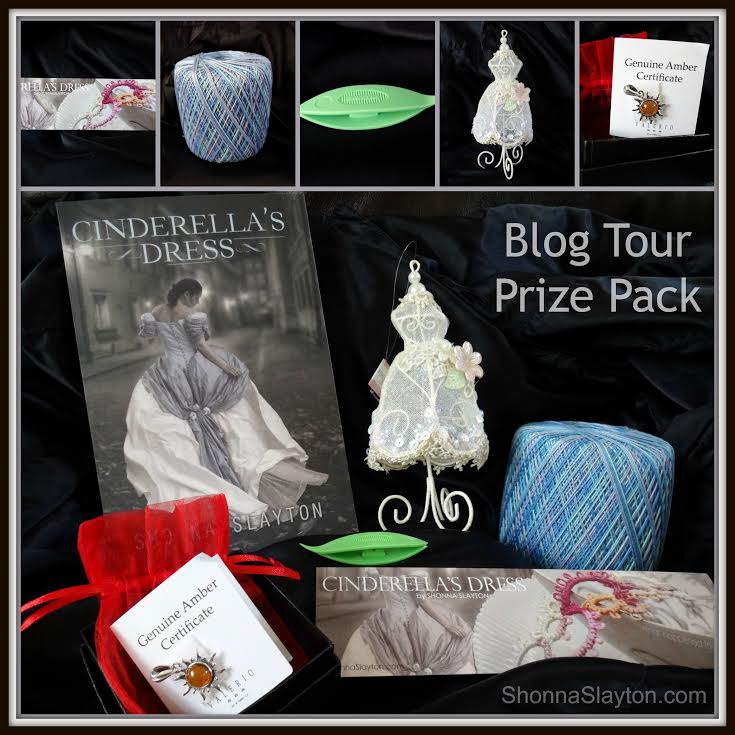 blog tour prize pack