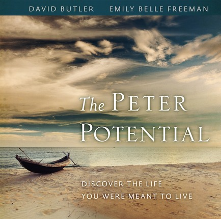 The Peter Potential Blog Tour & Review