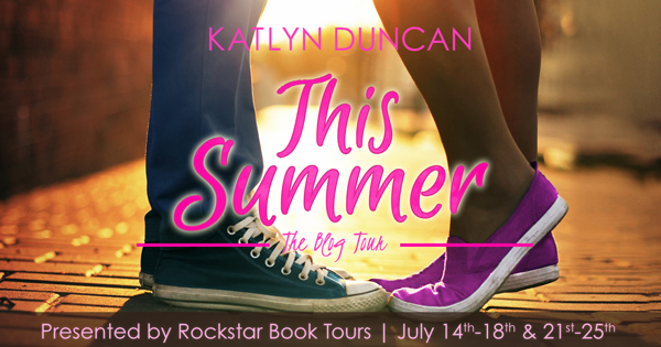 This Summer Blog Tour