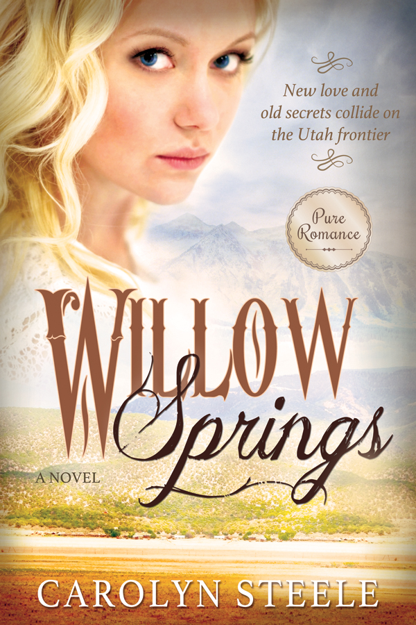 Willow Springs by Carolyn Steele Blog Tour and Review