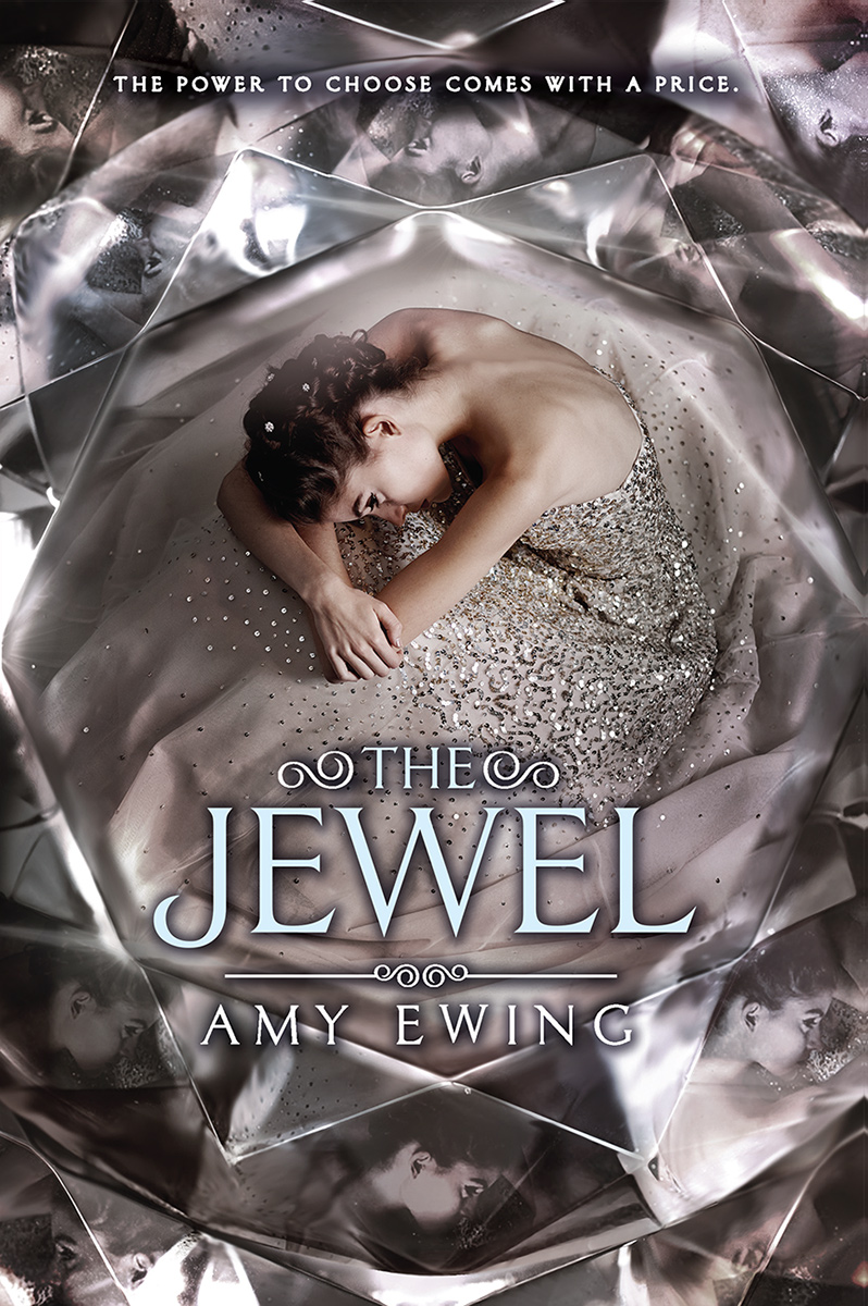 Book Breview~ Jewel by Amy Ewing
