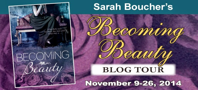 Becoming Beauty Blog Tour Banner