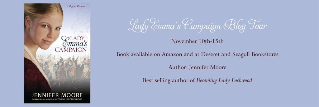 lady emmas blog tour