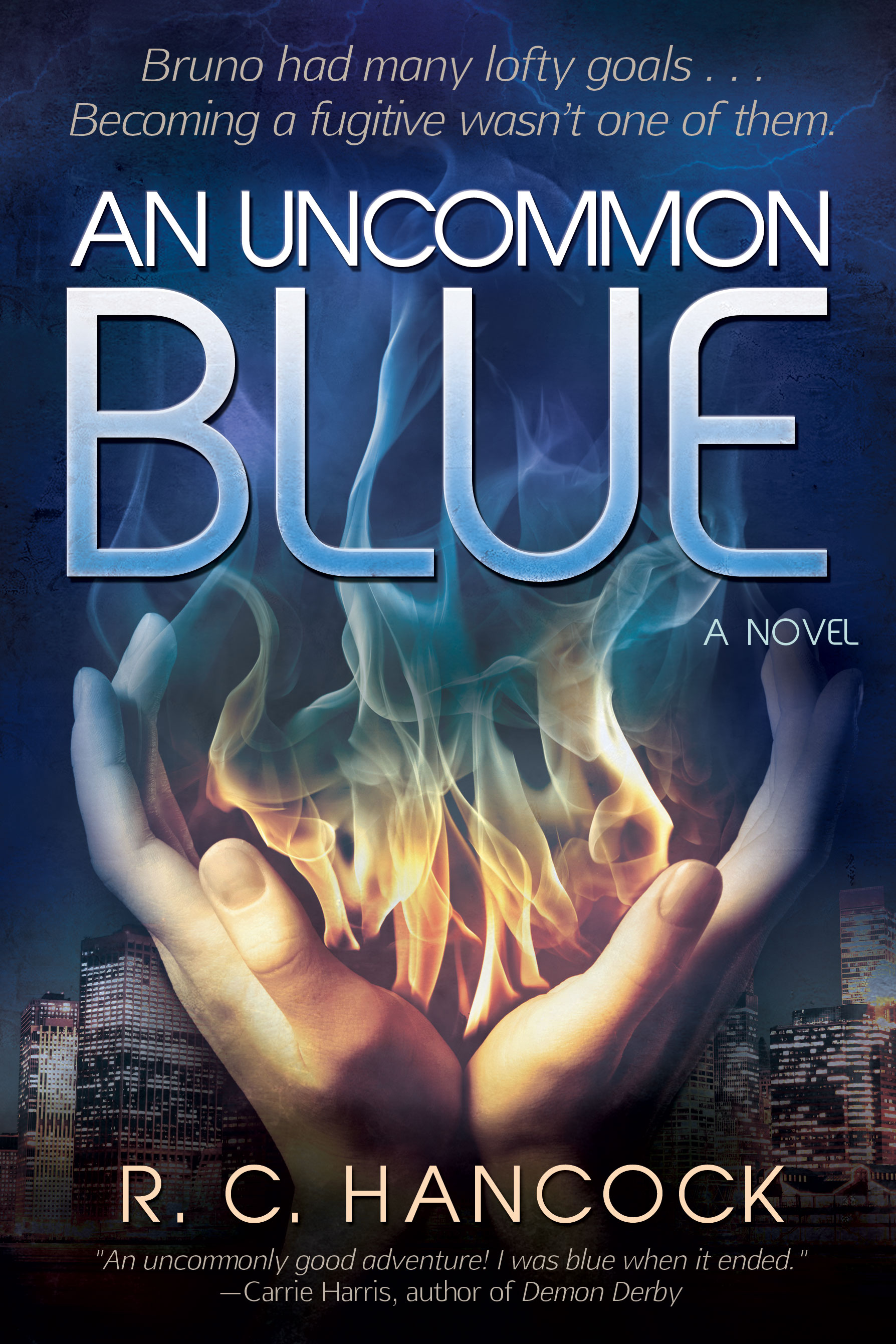 An Uncommon Blue Blog Tour