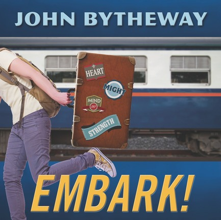 Embark by John Bytheway~ Blog Tour Review