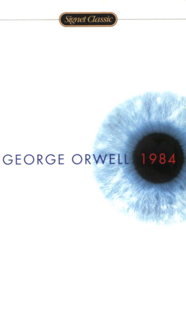 the negative utopia of 1984