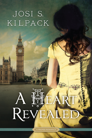 A Heart Revealed By Josi Kilpack~ Blog Tour and Review