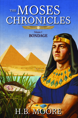 The Moses Chronicles: Bondage – Blog Tour Review and Giveaway