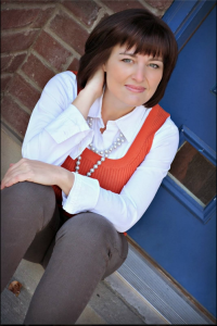 Author photo by Heather Zahn Gardner