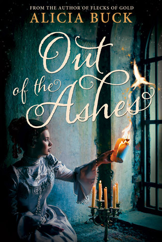 Out of the Ashes by Alicia Buck- Blog Tour