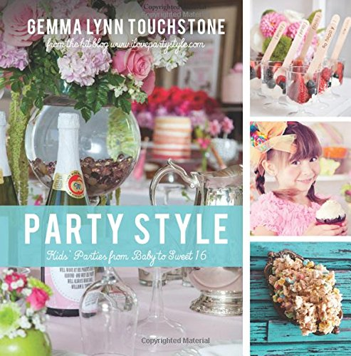 Party Style Blog Tour + Kitchen Aid Mixer & Ipad Giveaway