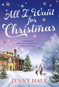 Netgalley Review~ All I Want for Christmas