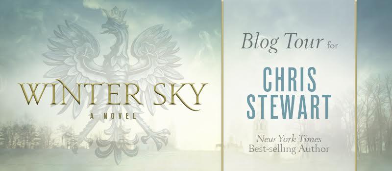 winter sky banner