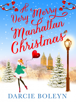A Very Merry Manhattan Christmas~ Netgalley Review
