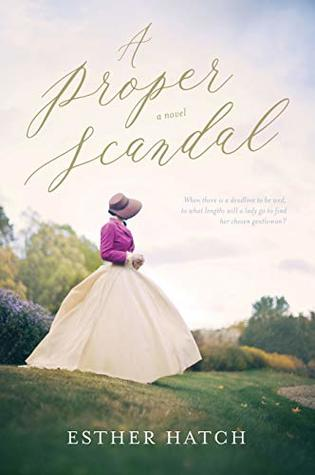 A Proper Scandal Blog Tour and Giveaway