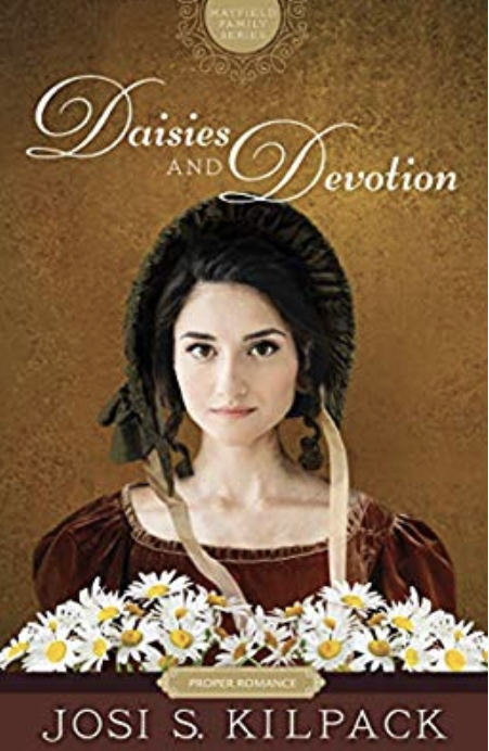 Daisies and Devotion by Jodi S. Kilpack Blog Tour