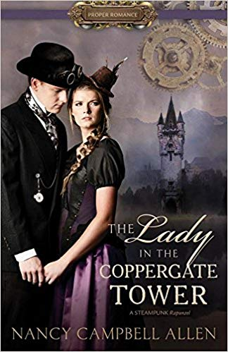 The Lady in the Coppergate Tower Blog Tour