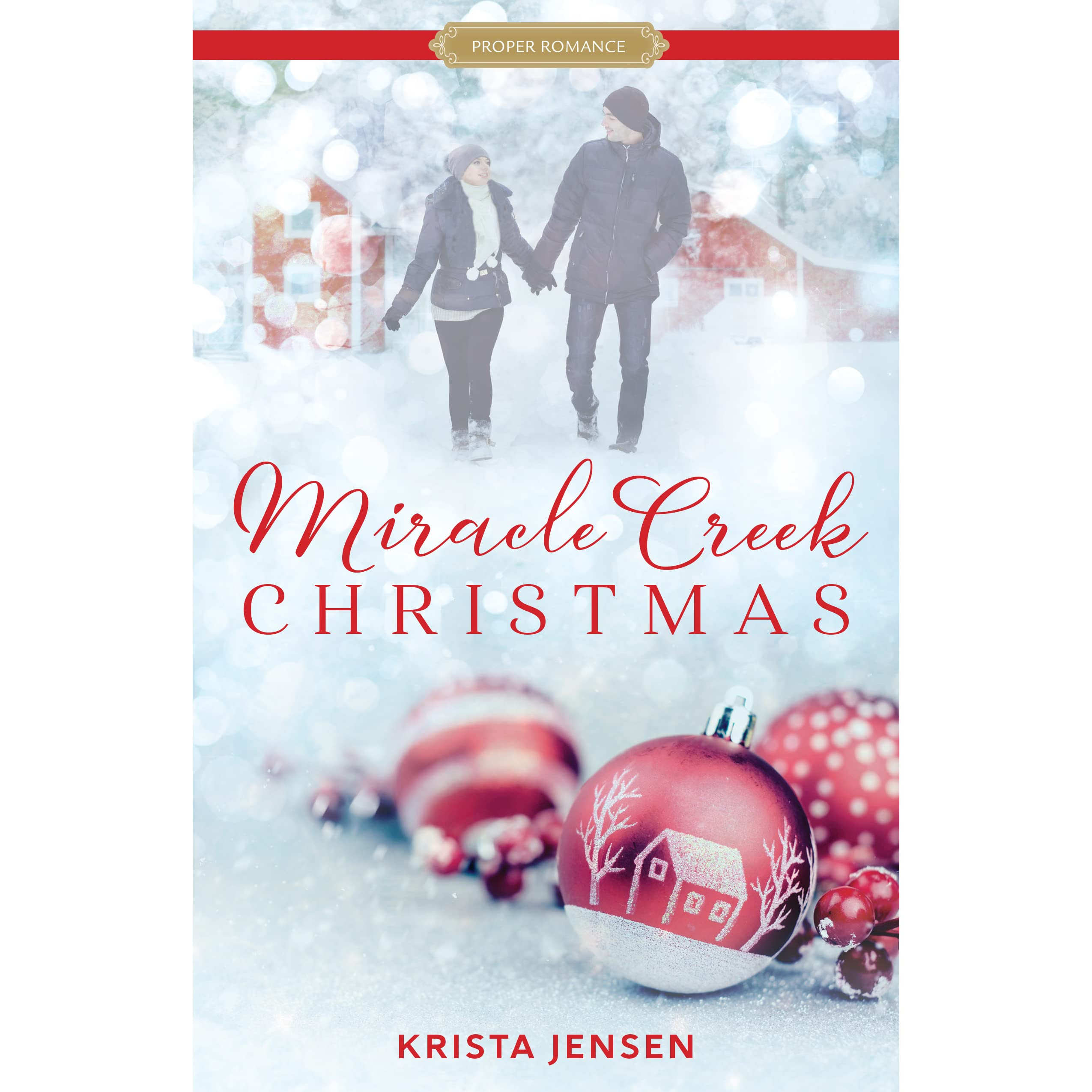 Miracle Creek Christmas by Krista Jensen