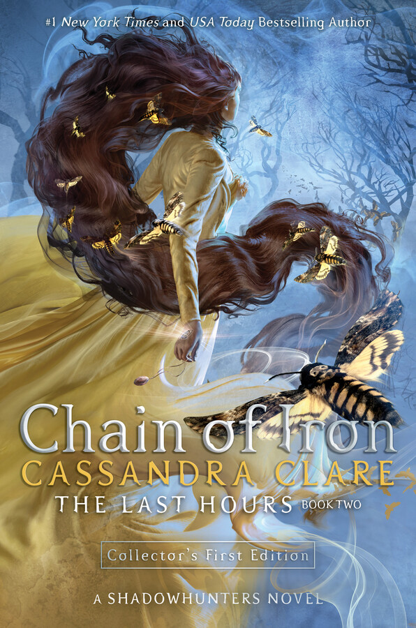 Chain of Iron by Cassandra Claire